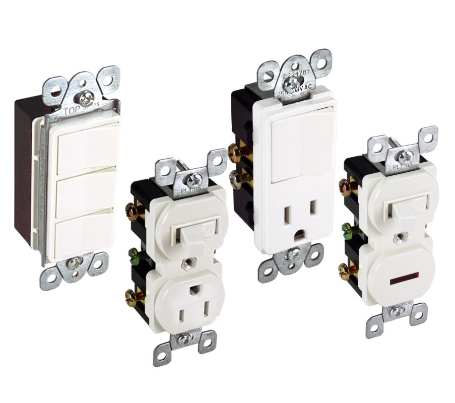 Combination Devices - Switches