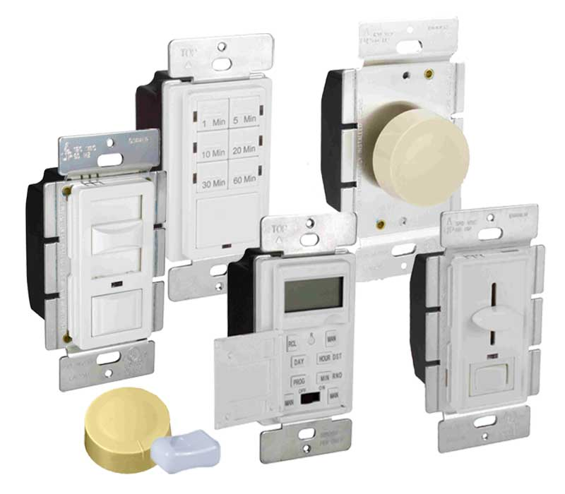 Dimmers and Timers