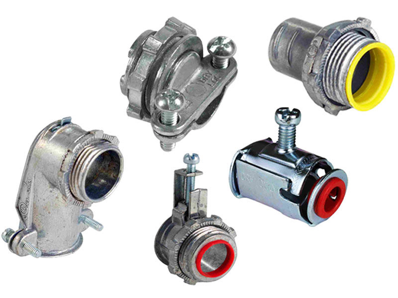 Flex AC/MC Fittings