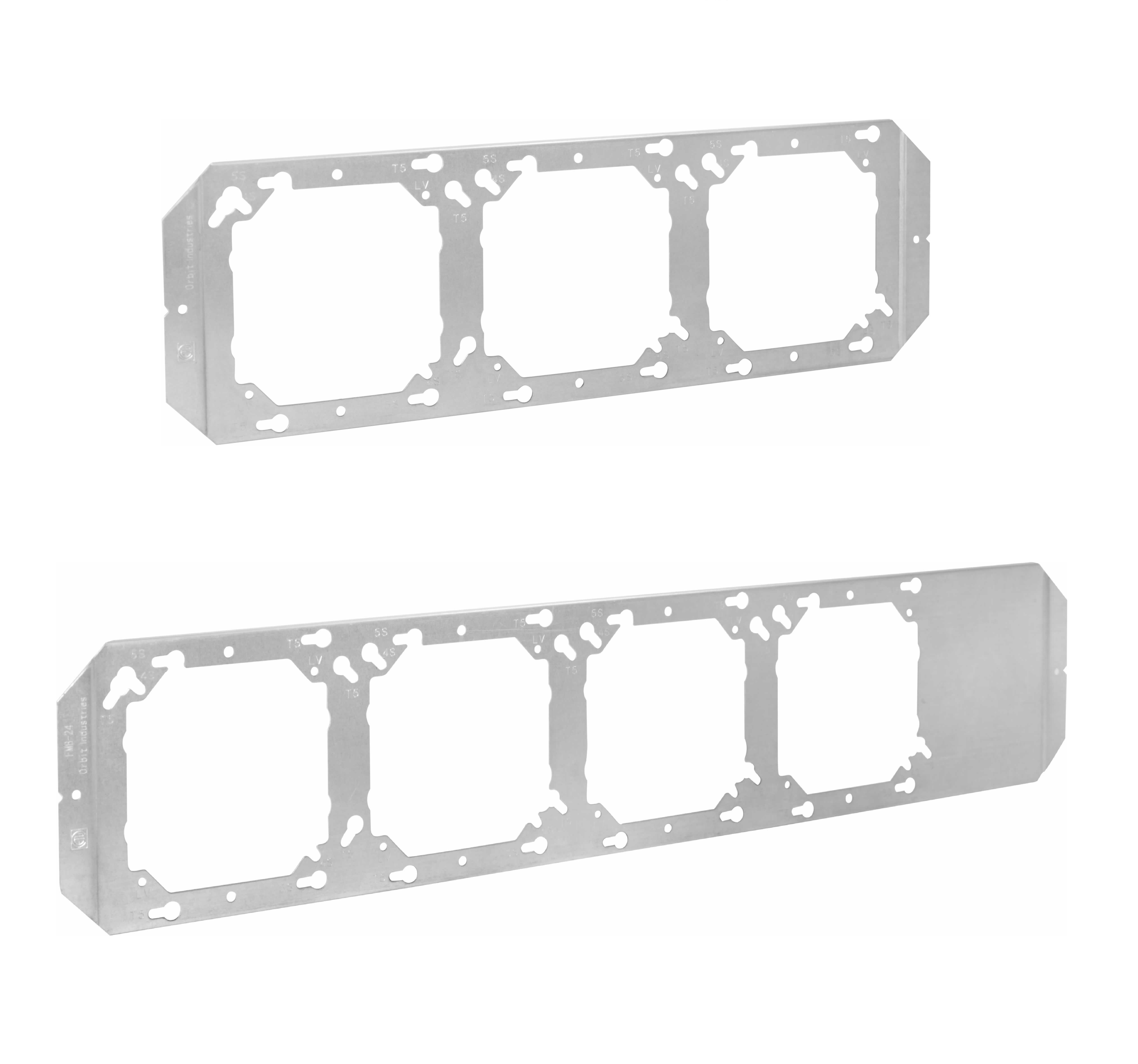Fixed Position Box Mounting Brackets