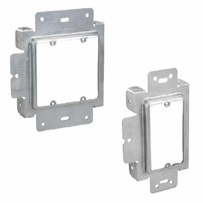 Low Voltage Stud Mounting Brackets
