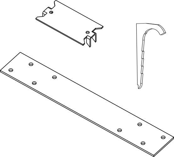 Nail Safety Plates and Nail Straps