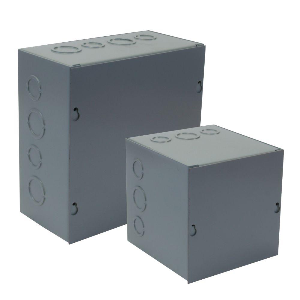 NEMA Type 1 Screw Cover Enclosure (With K.O.)