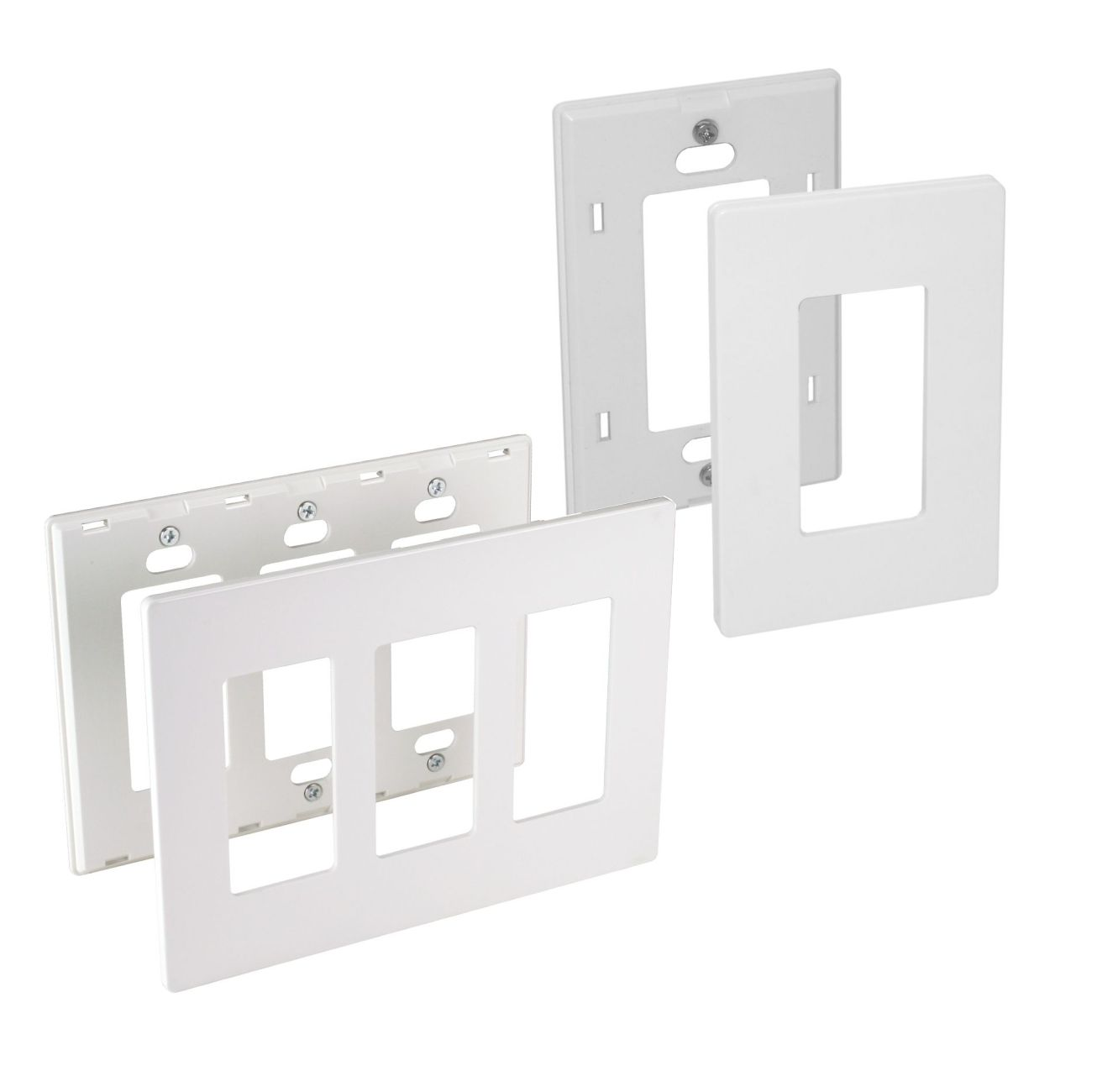 LEXAN Snap-On Wallplates