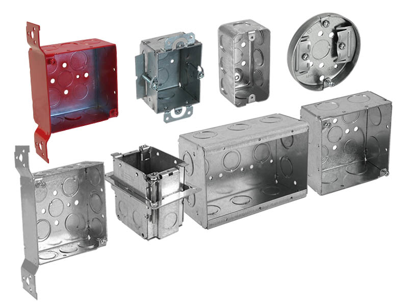 steel_junction_box electrical junction boxes steel products Residential Wiring Junction Box at gsmportal.co
