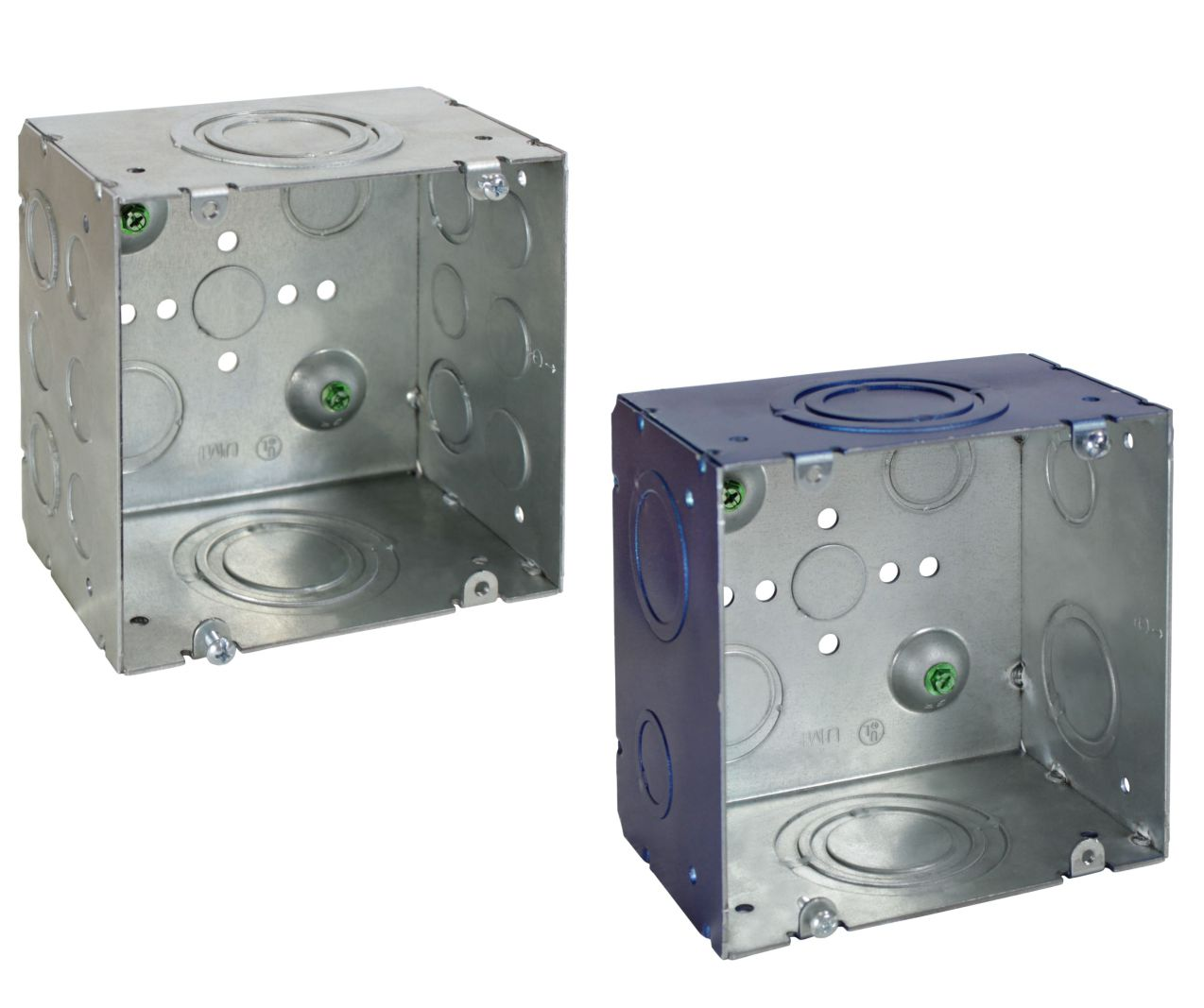 Electrical Junction Boxes - Steel Products