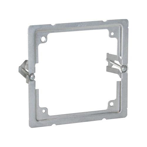 "4"" Sq. Box Cut-In Adapter"