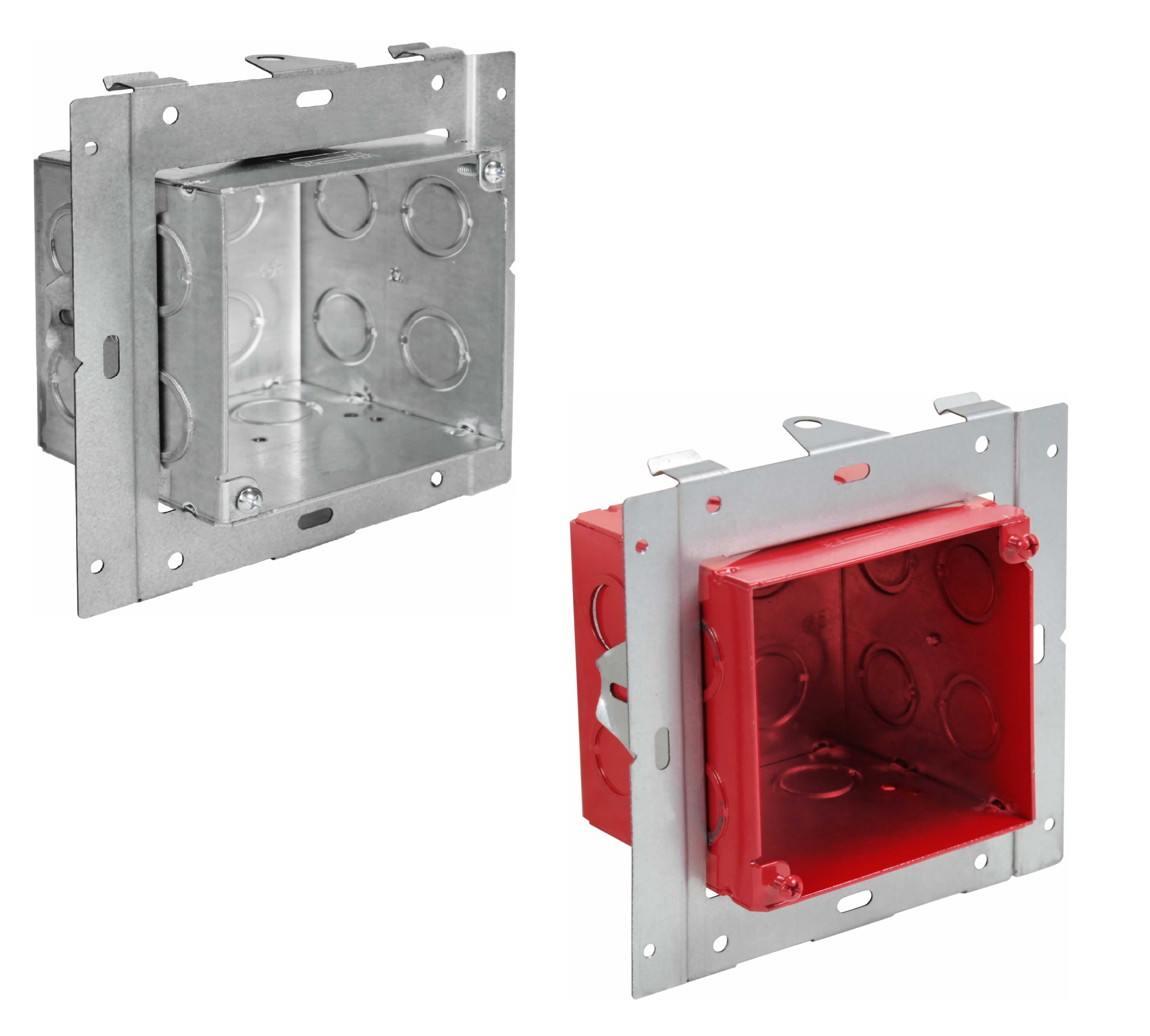 Universal Mounting Adjustable Boxes
