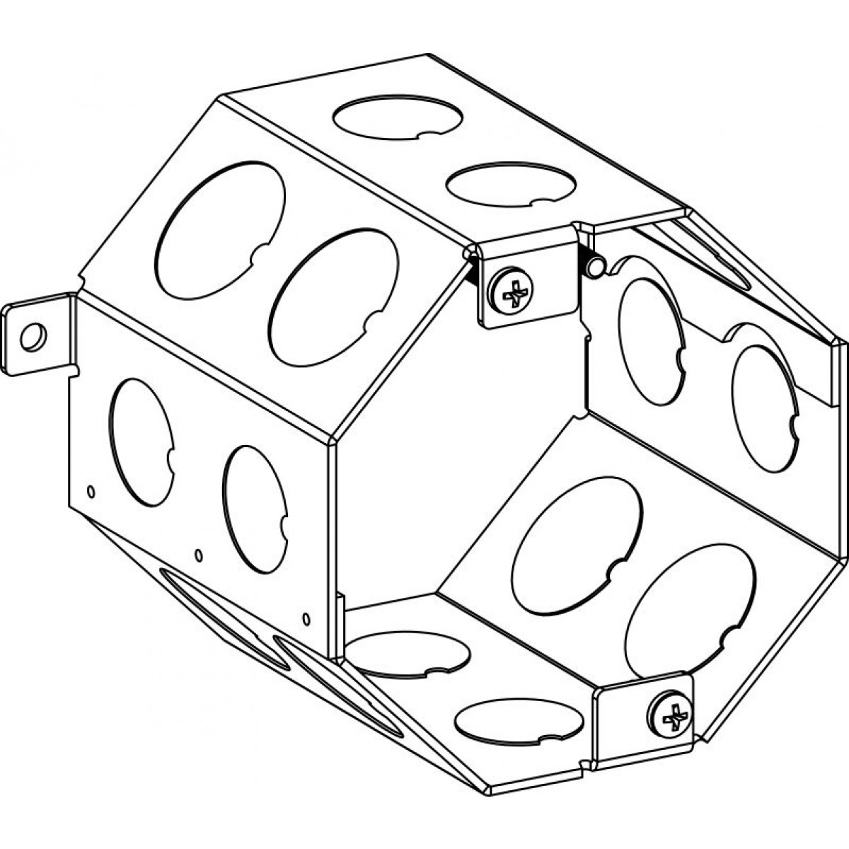35cb - concrete boxes - electrical junction boxes