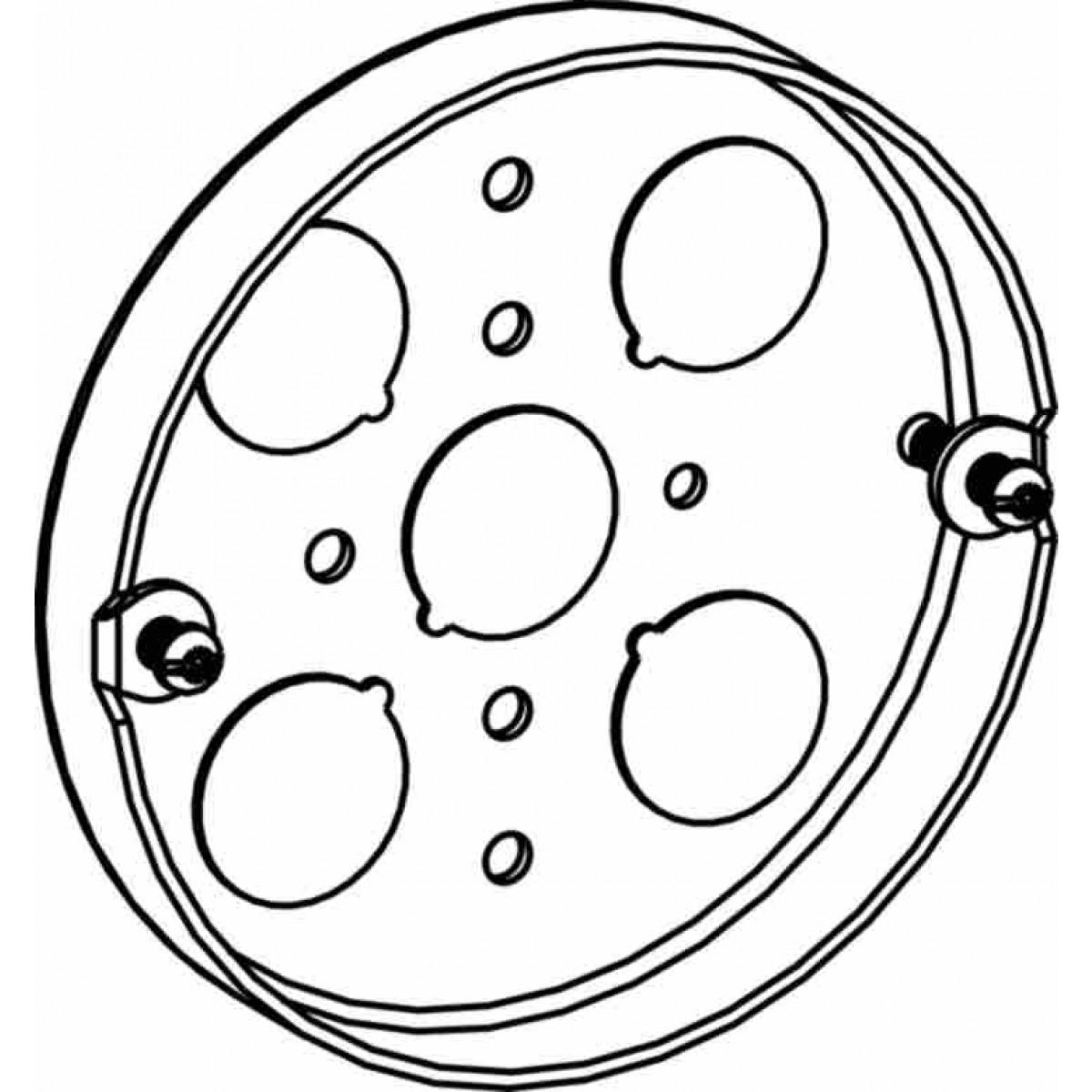 4pb - pancake boxes - electrical junction boxes