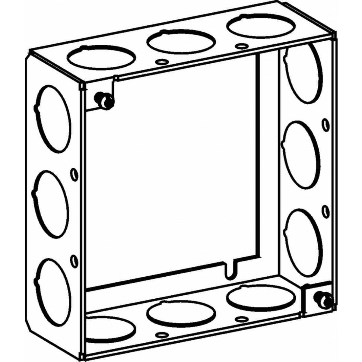 4sb-50-ext - 4 u201d  4s  boxes