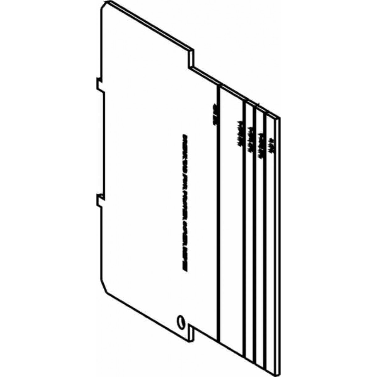 4SDP-200 - Low-Voltage Partitions - 4S Rings and Covers - Electrical ...