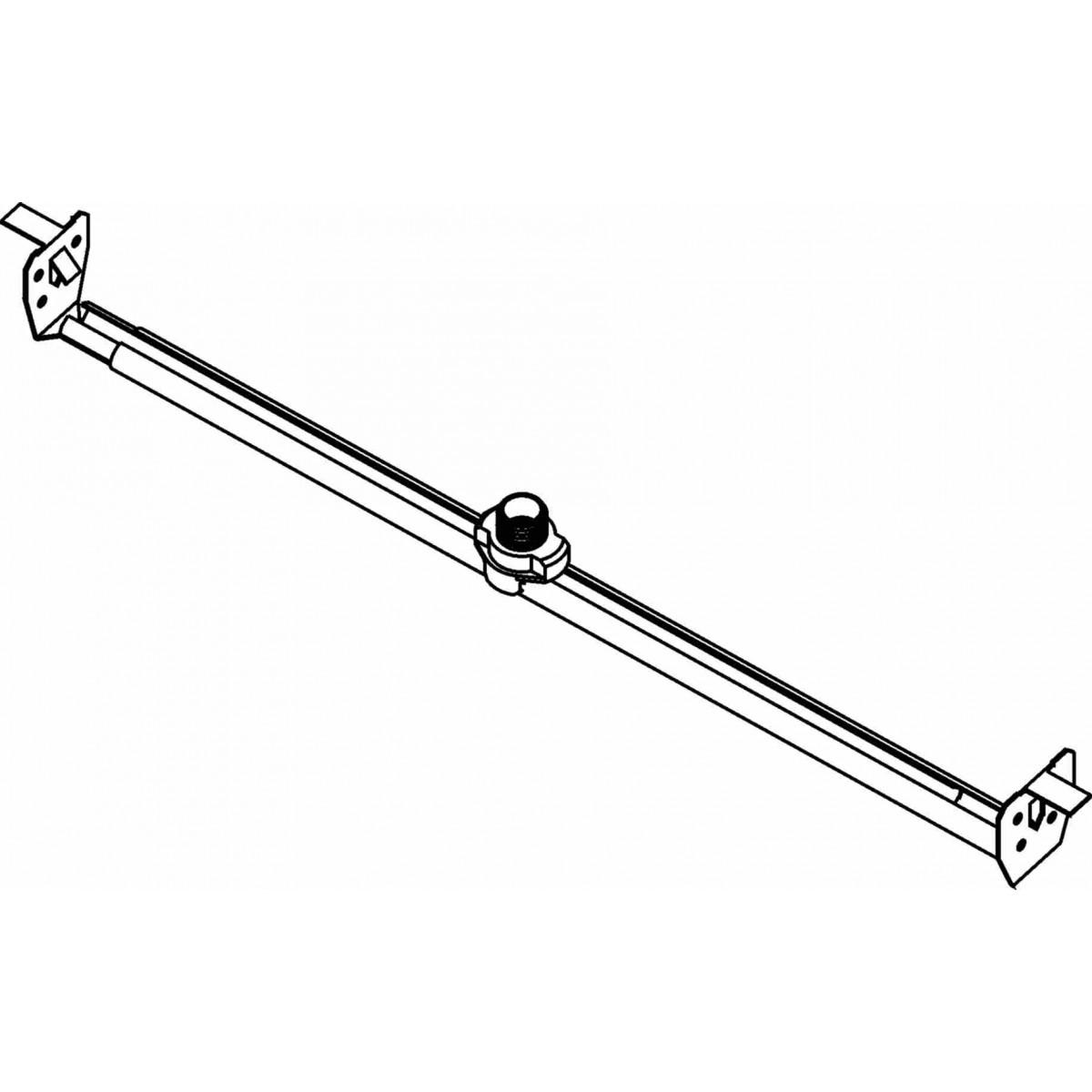 bha-1 - adjustable bar hangers