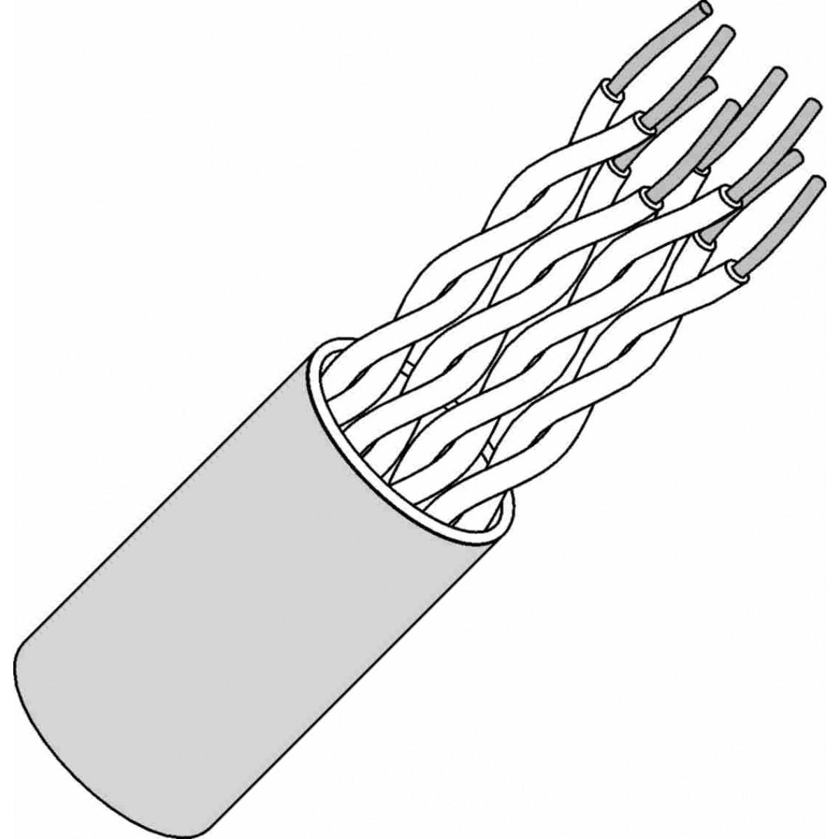cat6p-550-4p-wh - cat6p plenum utp cables 550mhz - utp  u0026 ftp cables