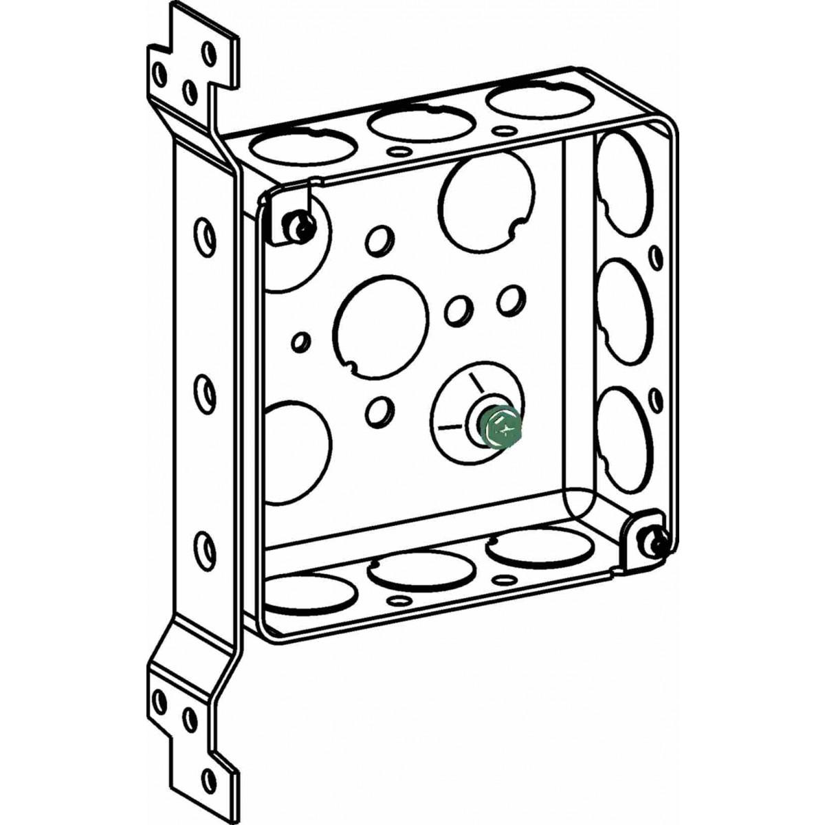 d4sb-50-fb - 4 u201d  4s  boxes