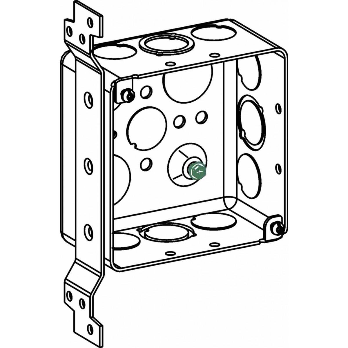 d4sdb-cko-fb - 4 u201d  4s  boxes