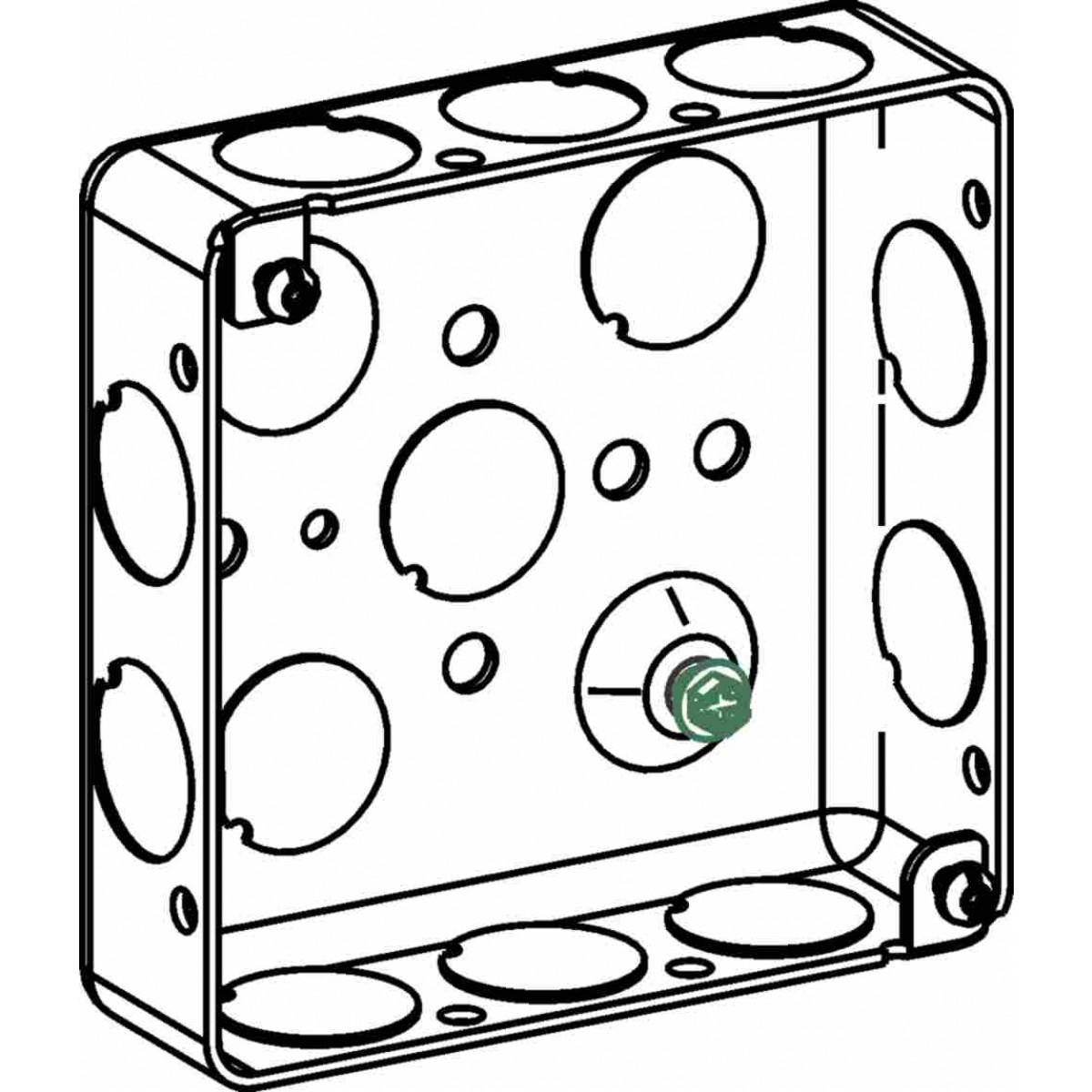 d4ssb-50 - 4 u201d  4s  boxes