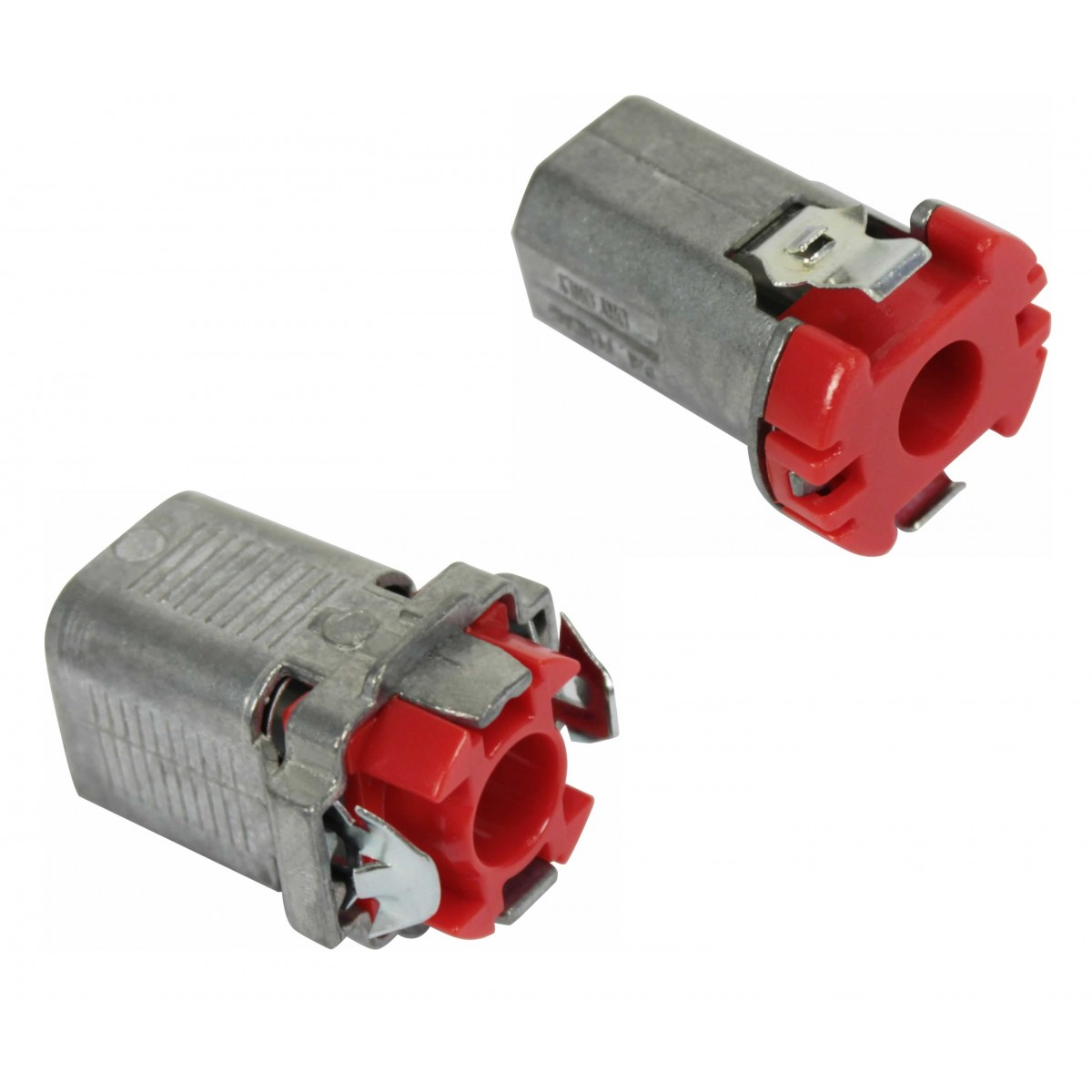 Double Snap Cable Connectors With Insulator Flex Ac Mc