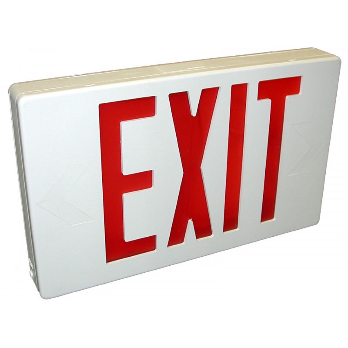 Esbl Exit Signs Exit Amp Emergency Lighting