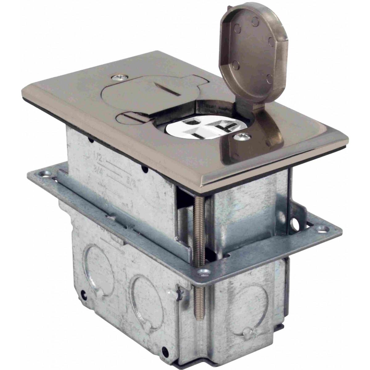Flb D Ss Floor Box Assemblies Steel Products