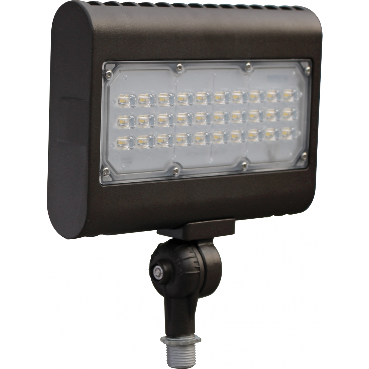 Lfl6 knuckle mount led flood lighting led lighting lfl6 50w kn aloadofball Choice Image