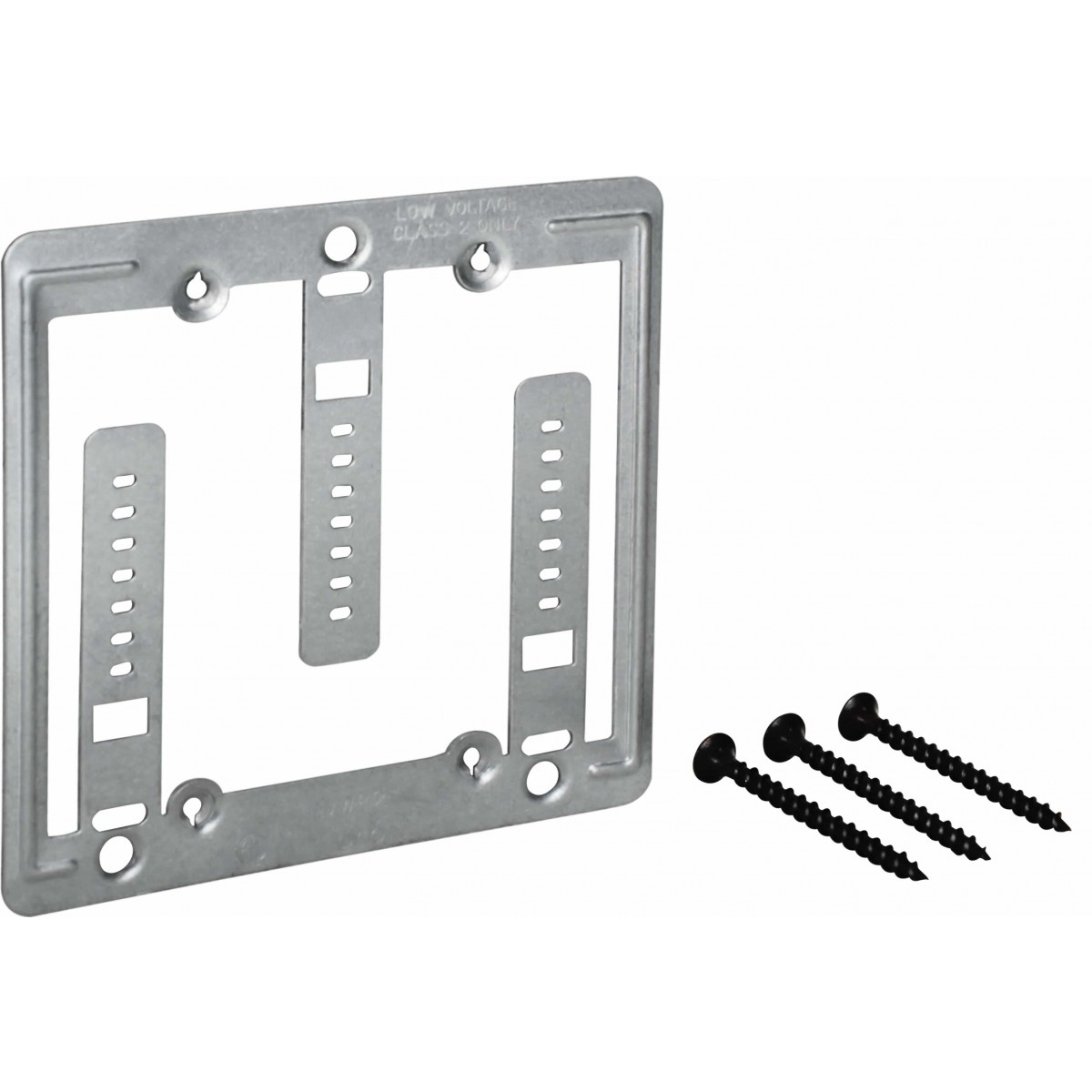 Low Voltage Wall Mounting : Low voltage wall mounting plates
