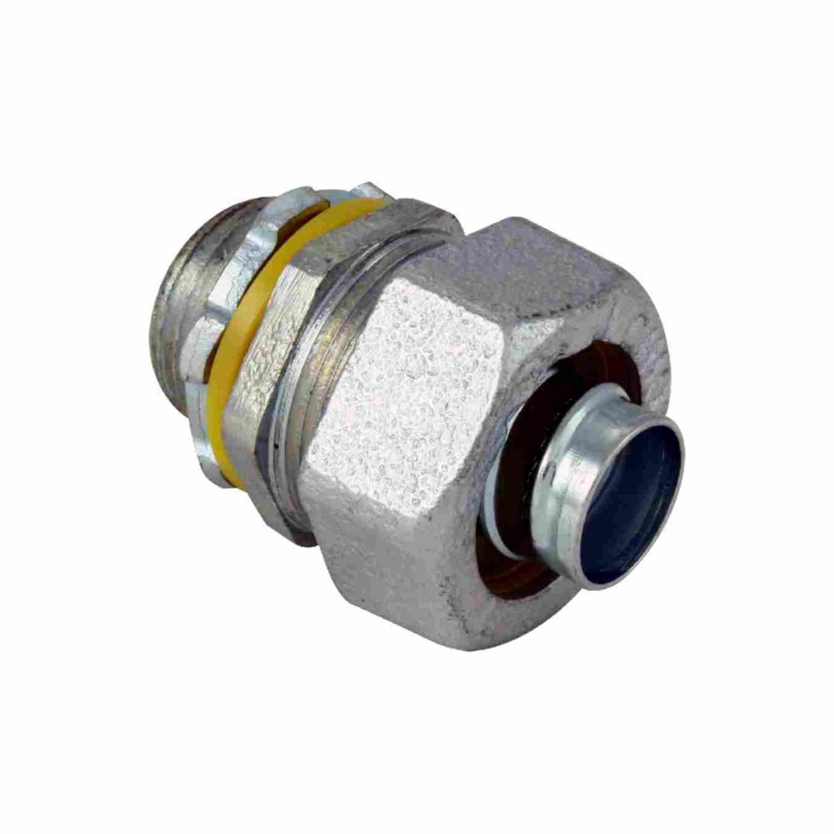 Malleable iron liquid tight connectors straight