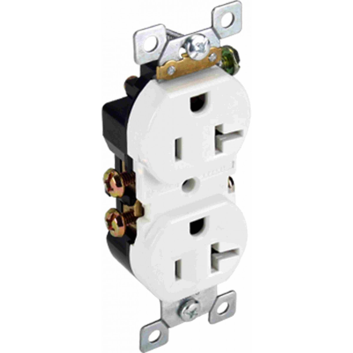 R20 - Duplex Receptacle - Receptacles - Wiring Devices