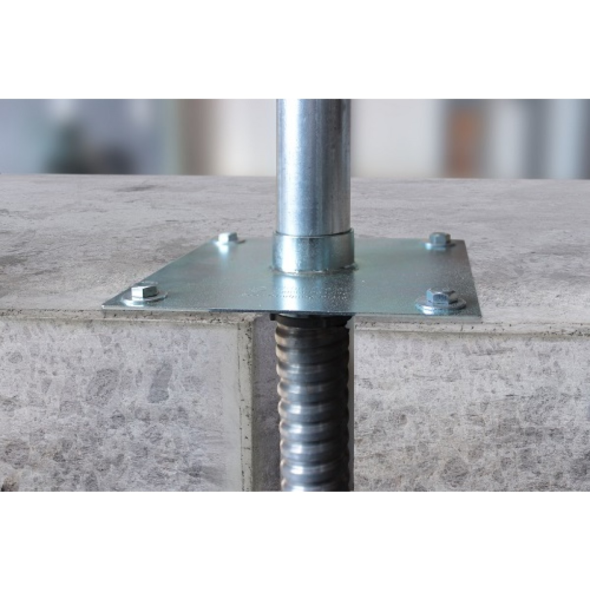 Roof Coupling Plates Conduit Supports Straps Clamps