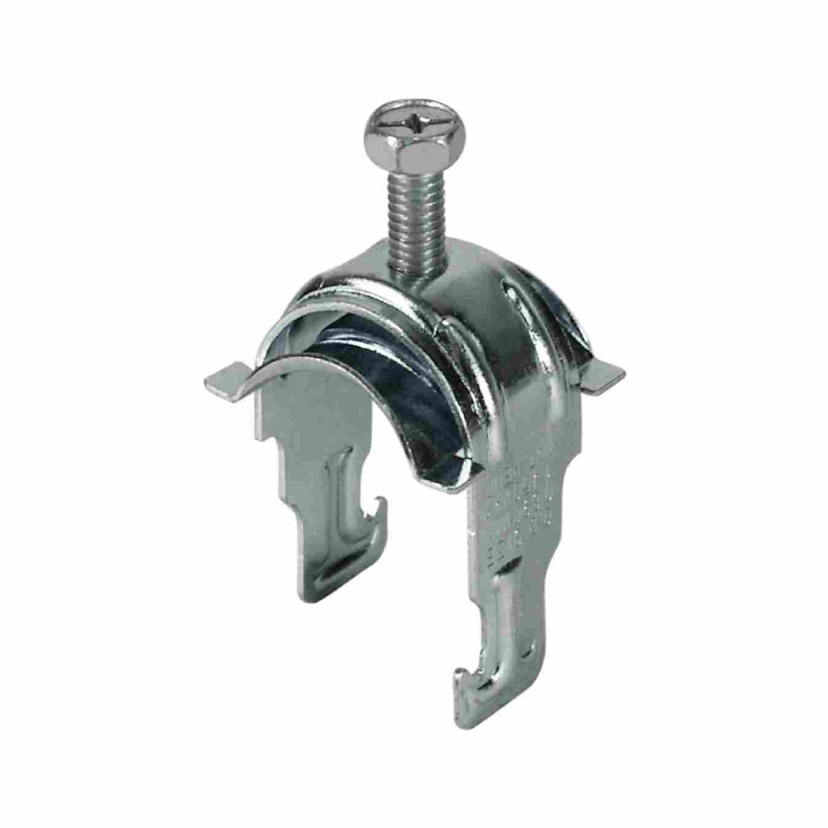 STRUT CLAMP SADDLE TYPE - Conduit Supports, Straps, Clamps & Hangers