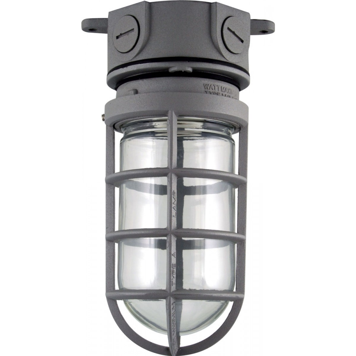 Vpb2 Vapor Proof Fixtures Line Voltage Hid Lighting