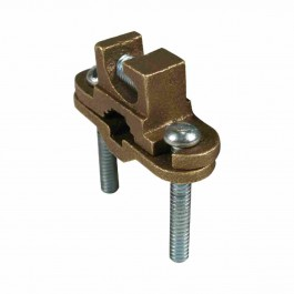 BRONZE LAY-IN GROUND CLAMPS