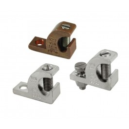 COPPER DIRECT BURIAL LAY-IN LUGS