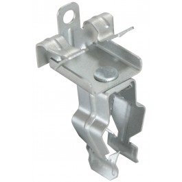 CONDUIT TO FLANGE CLIPS BOTTOM MOUNT PUSH IN