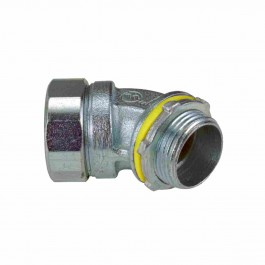 MALLEABLE IRON LIQUID TIGHT CONNECTORS 45 ANGLE