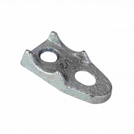 MALLEABLE IRON CLAMP BACK SPACERS