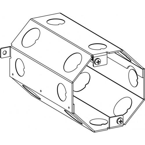 6cb - concrete boxes - electrical junction boxes