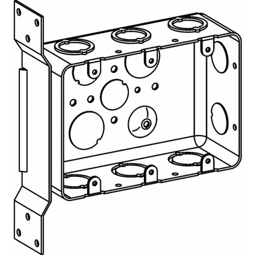 dhb-3-fb - multigang boxes
