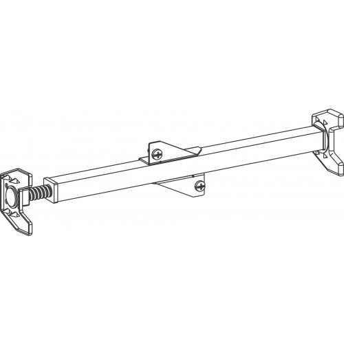 fs-obh - fan support bar hangers - hangers and support systems