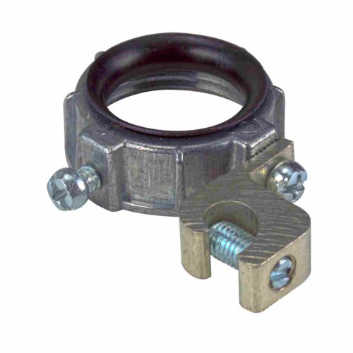 Insulated Ground Clamps : Ground bushings insulated universal lay in lug