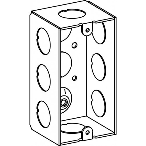 hb-1-50 - handy boxes - electrical junction boxes