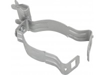 CONDUIT TO FLANGE CLIPS SIDE MOUNT SNAP CLOSE