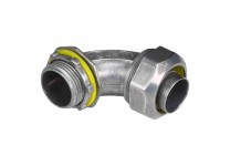 ZINC DIE-CAST LIQUID TIGHT CONNECTORS 90° ANGLE