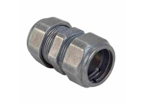 ZINC DIE-CAST EMT COUPLINGS COMPRESSION TYPE