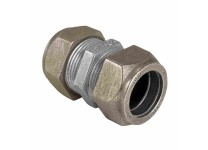 ZINC DIE-CAST EMT COUPLINGS COMPRESSION TYPE & RAIN TIGHT