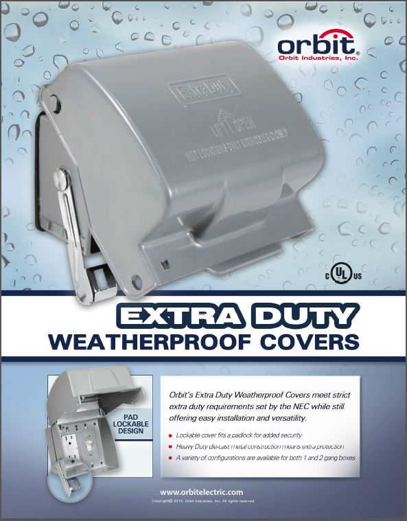 Extra Duty WP Covers