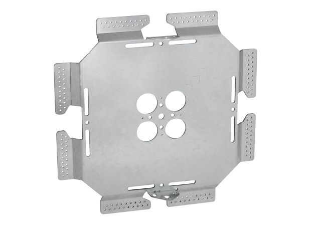 Box and Conduit Hanger Plates Kit