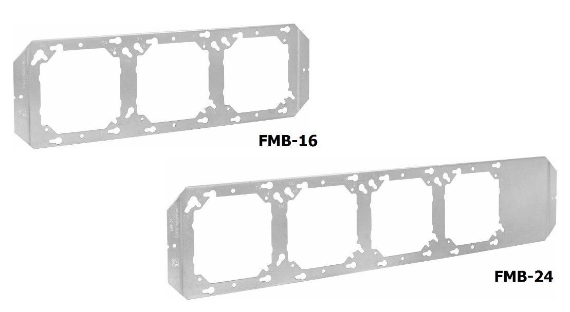 Fixed Position Box Mounting Bracket Group