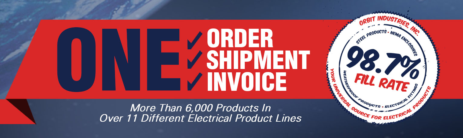 ONE Order, ONE Shipment, ONE Invoice