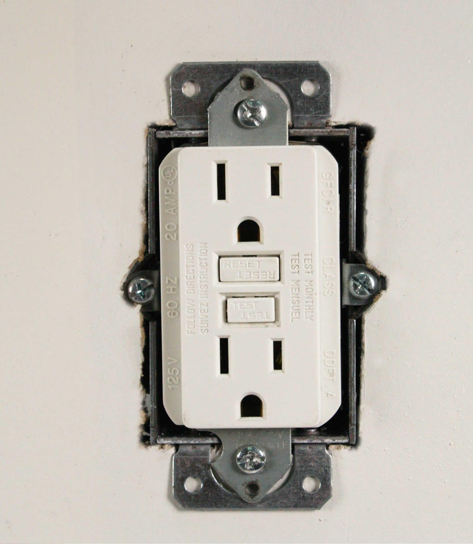 standard receptacle